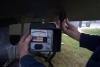 Messung der Feuchtigkeit im Laminat