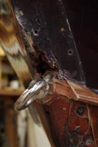 Pedrazzini Caprino Reparatur